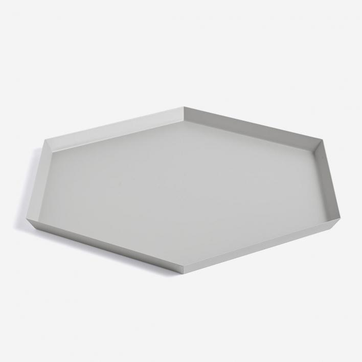 HAY Kaleido Tray XL Grey