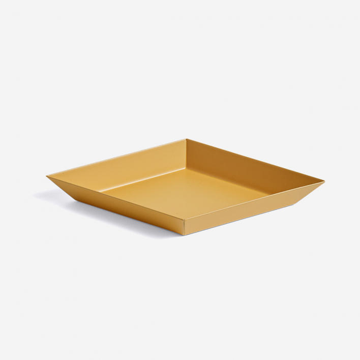 HAY Kaleido Tray XS Light Amber