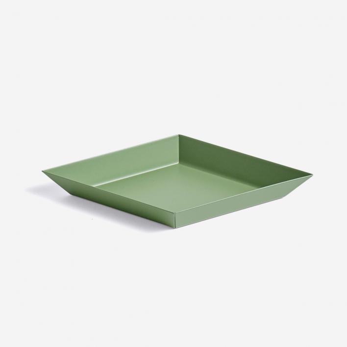 HAY Kaleido Tray XS Olive Green