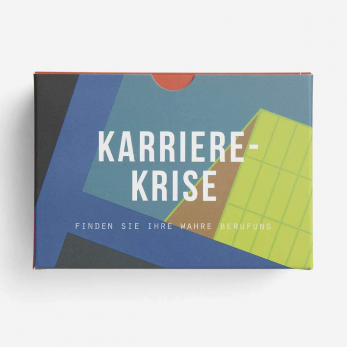 The School Of Life Karriere-Krise (Career Crisis) Card Set