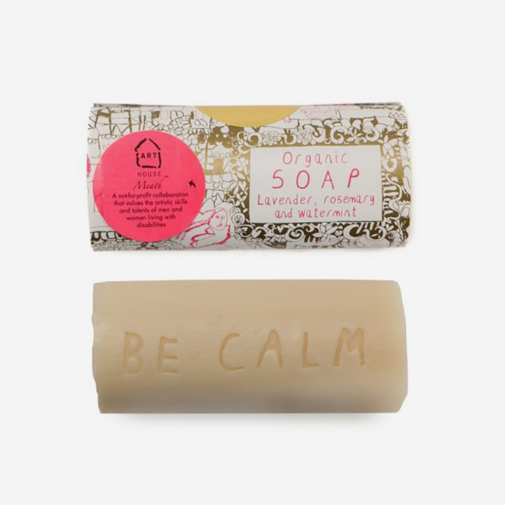 Arthouse Unlimited Lady Muck Tube Organic Soap