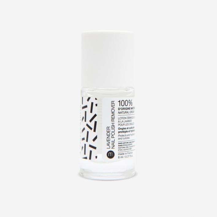 Nailmatic Lavender Nail Polish Remover 8ml Travel Size