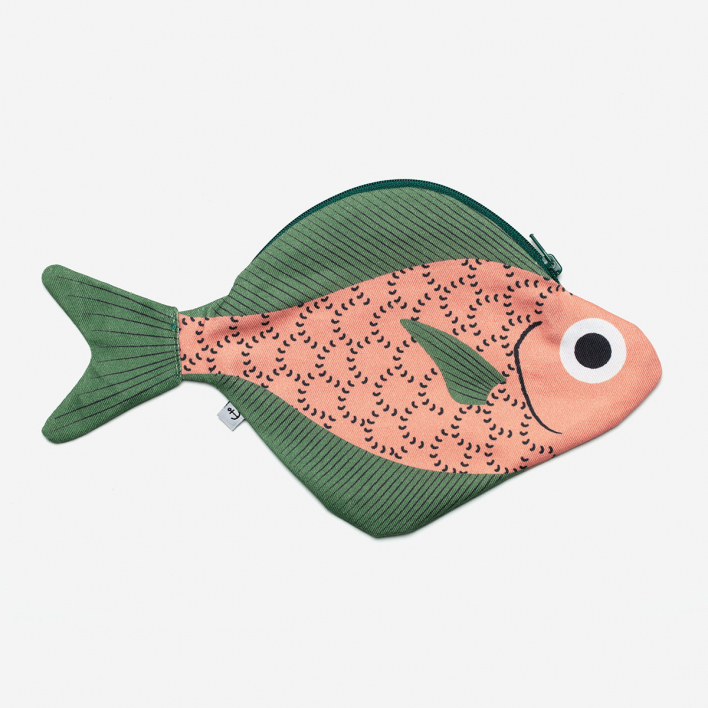 Don Fisher Madagascar Bigeye Emperor - Etui