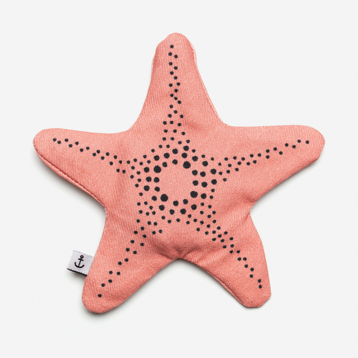 Don Fisher Madagascar Starfish Pink - Etui