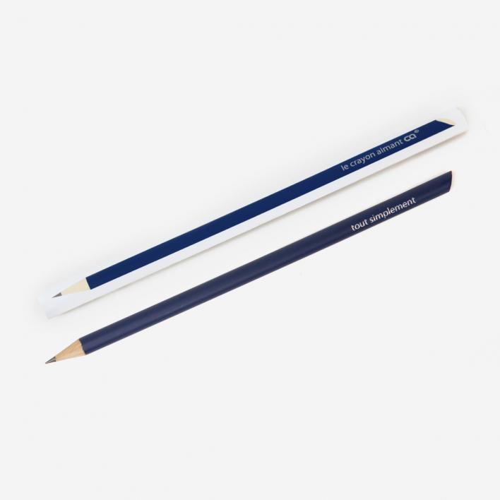 Tout Simplement Magnetischer Bleistift - Blau
