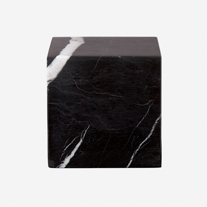 STONED Marble Block Black