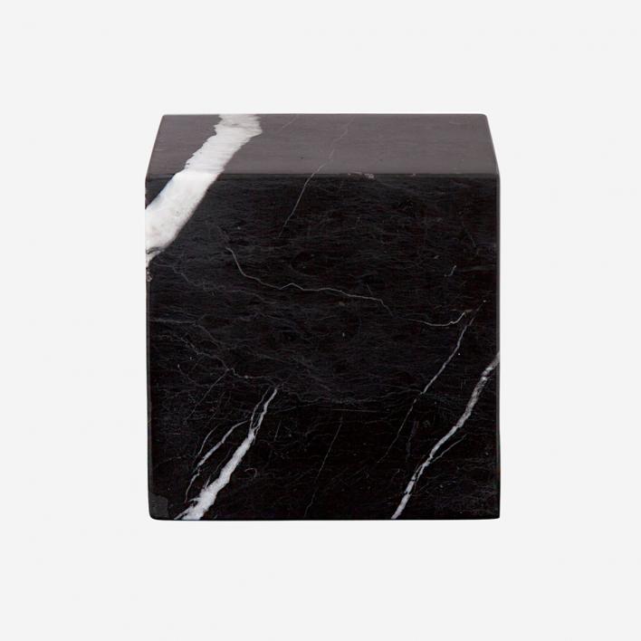 STONED Marmor Block Black