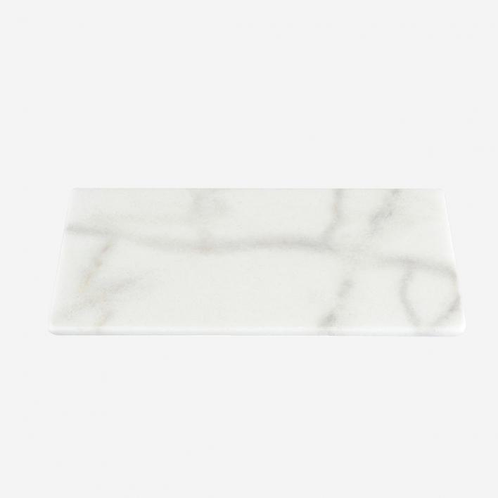 STONED Marmor Untersetzer White S