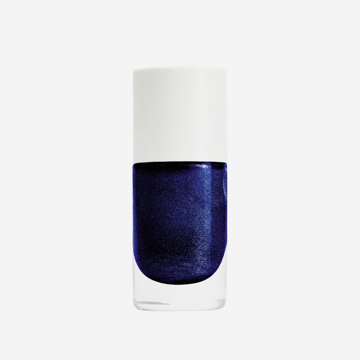 Nailmatic Marnie - Midnight Blue Shimmer Pure Color Nagellack