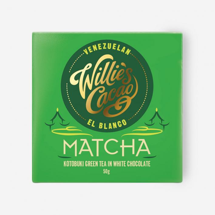 Matcha Weisse Schokolade 50g                          </a>                    </div>                    <div class=
