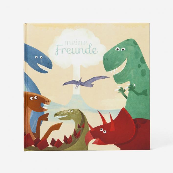 Yolk Workshop Meine Freunde - Freundschaftsbuch