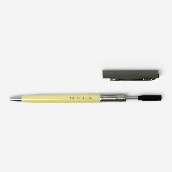 Papier Tigre Refill for Papier Tigre Ballpoint Pens - Black