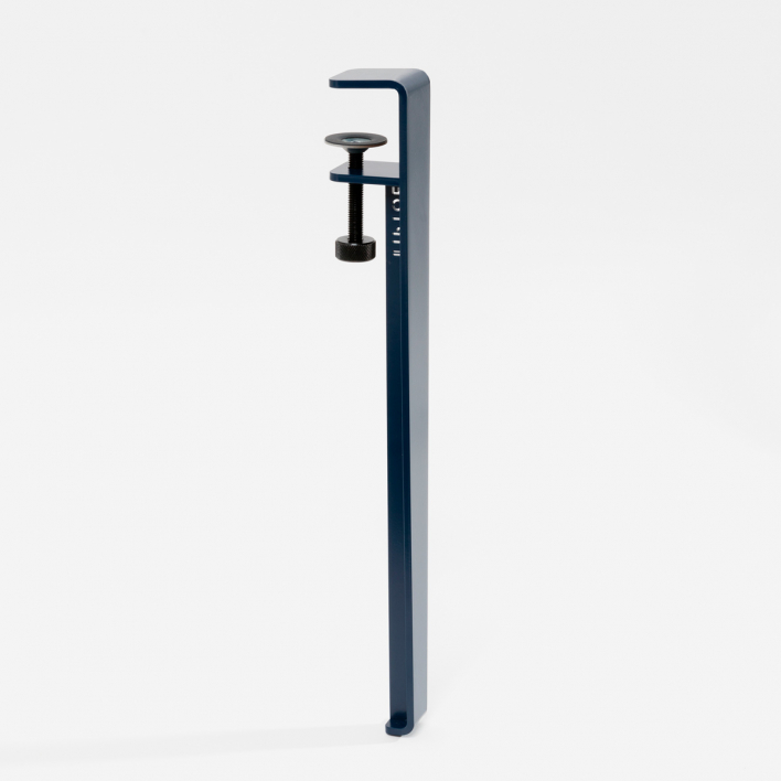 Tiptoe Tischbein / Bein für Sitzbank – 43 cm Mineral Blue