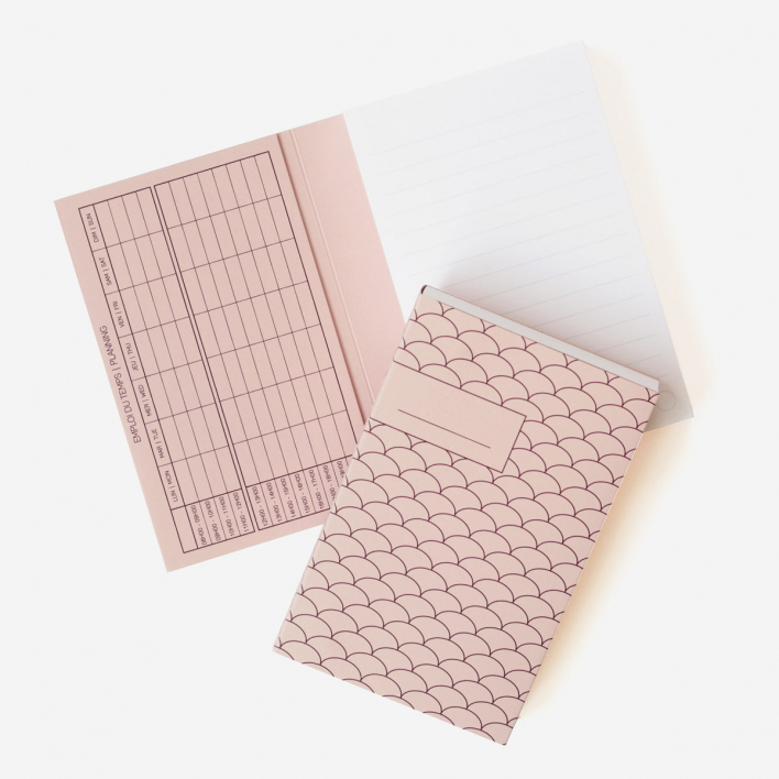 Atelier 225 Notepad No. 1 Light Pink