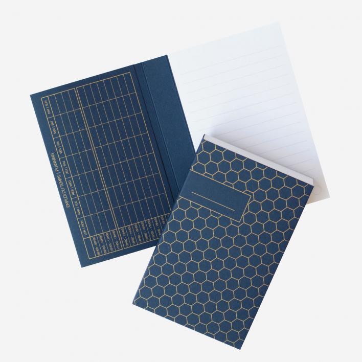 Atelier 225 Notepad No. 3 Midnight Blue