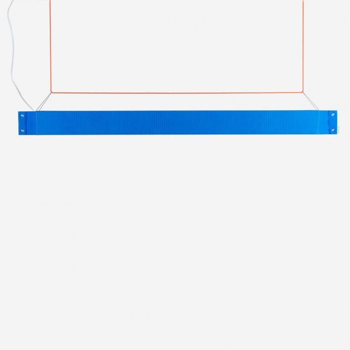 Kiessler Numerouno - LED - blau/ orange
