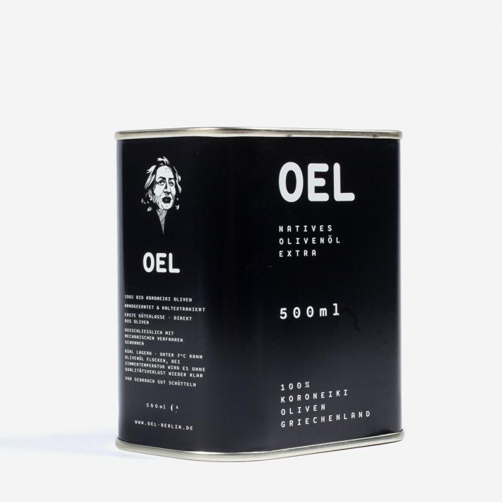 OEL OEL - Olivenöl 500ml