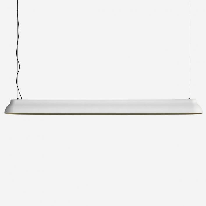 HAY PC Linear Cream White – Pendelleuchte