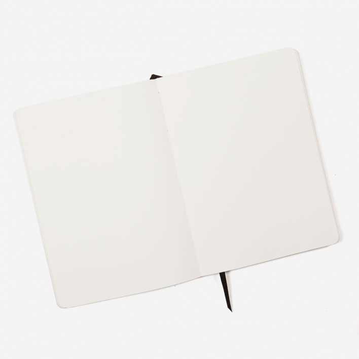 Magdalena Tekieli Paper Love Lips Notebook Blanco Pages Blanco Pages