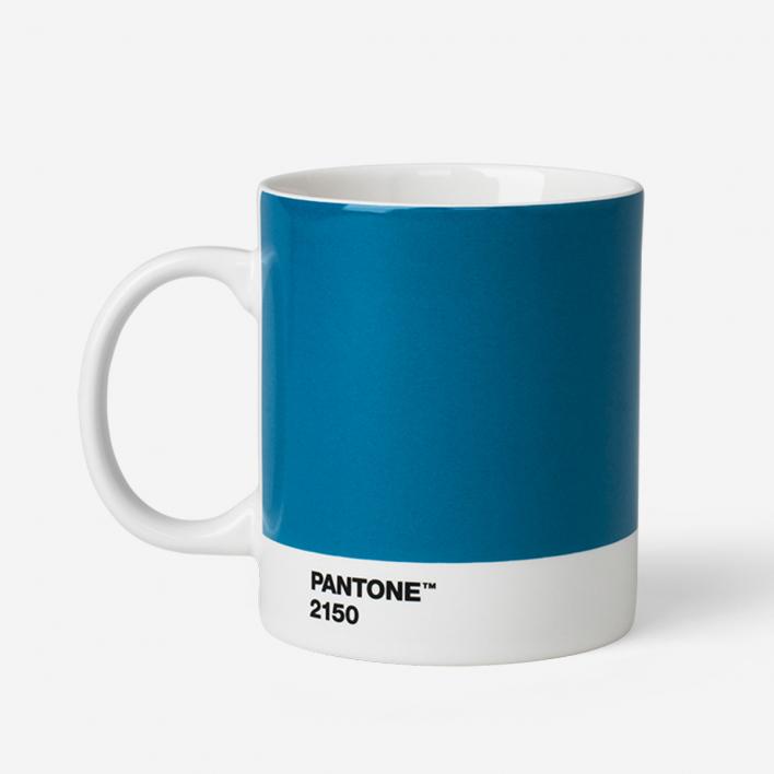 Pantone Pantone™ Blue 2150 Porcelain Mug