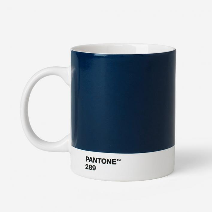 Pantone Pantone™ Dark Blue 289 Porcelain Mug
