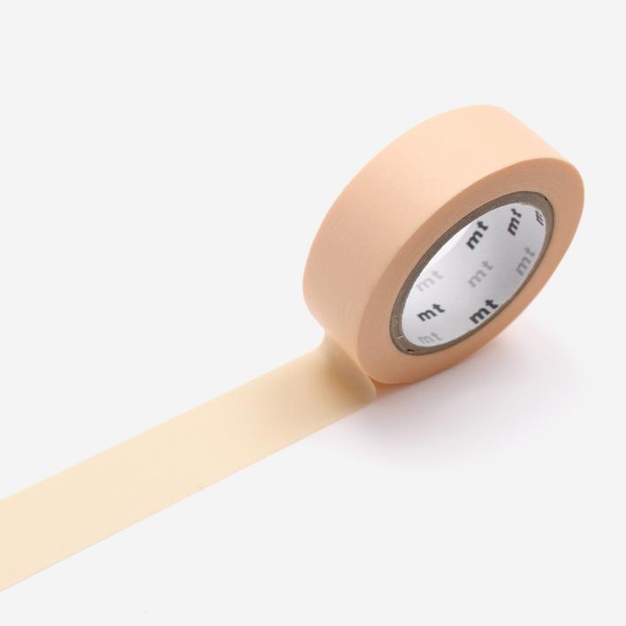 mt Pastel Orange Masking Tape