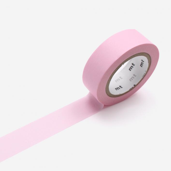 mt Pastel Pink Masking Tape