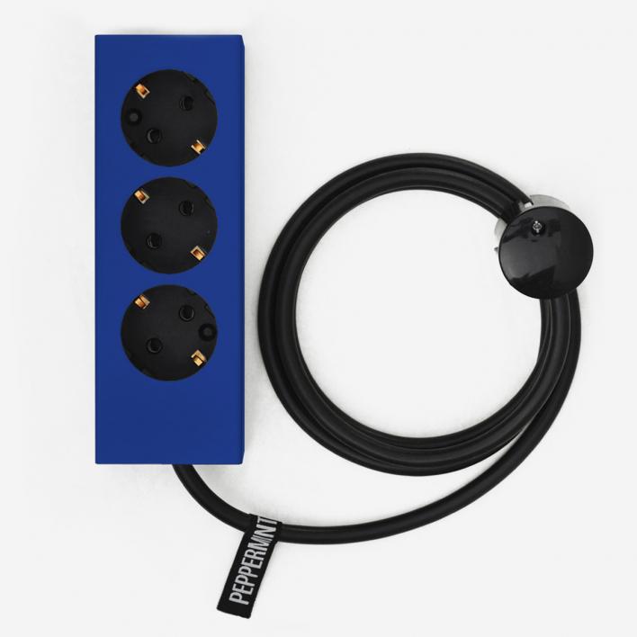 Plug 3 Steckerleiste - Kobalt Blau                          </a>                    </div>                    <div class=