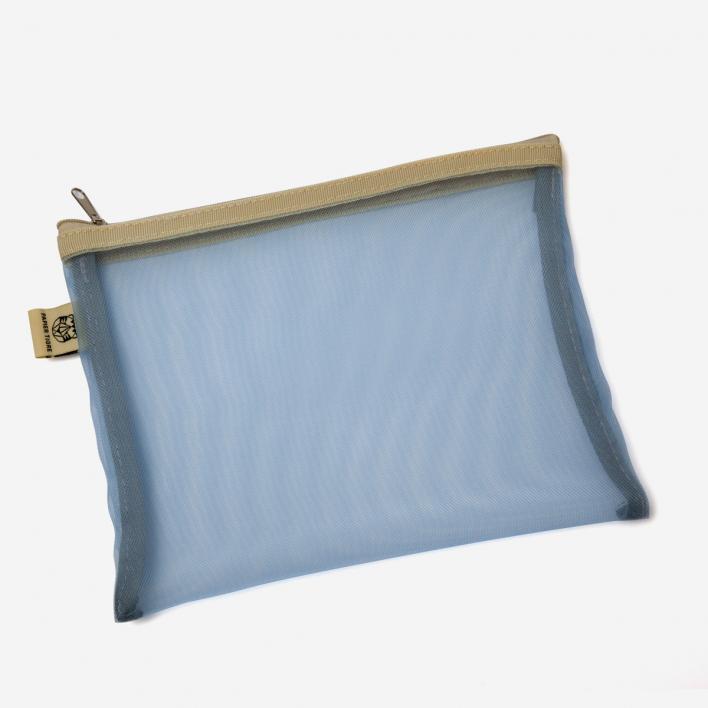 Papier Tigre Pocket Light Blue - Straw Yellow