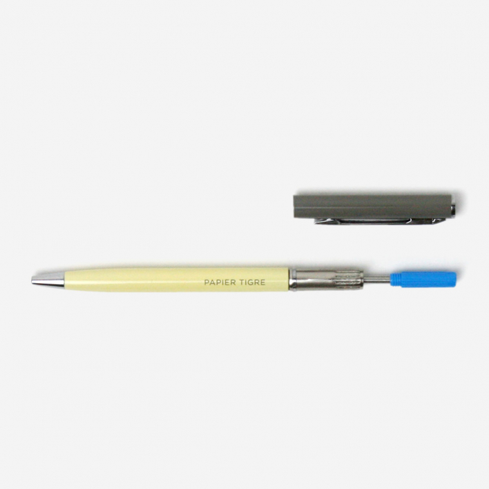 Papier Tigre Refill für Papier Tigre Ballpoint Pens - blau