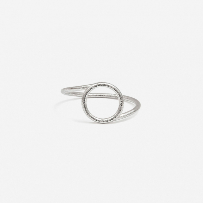 Jonathan Radetz Ring Spiral Silber 925 54