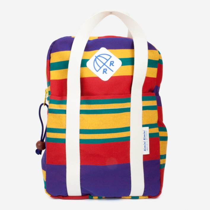 Rimini Rimini Bags Backpack Senigallia Blue Red Yellow Green