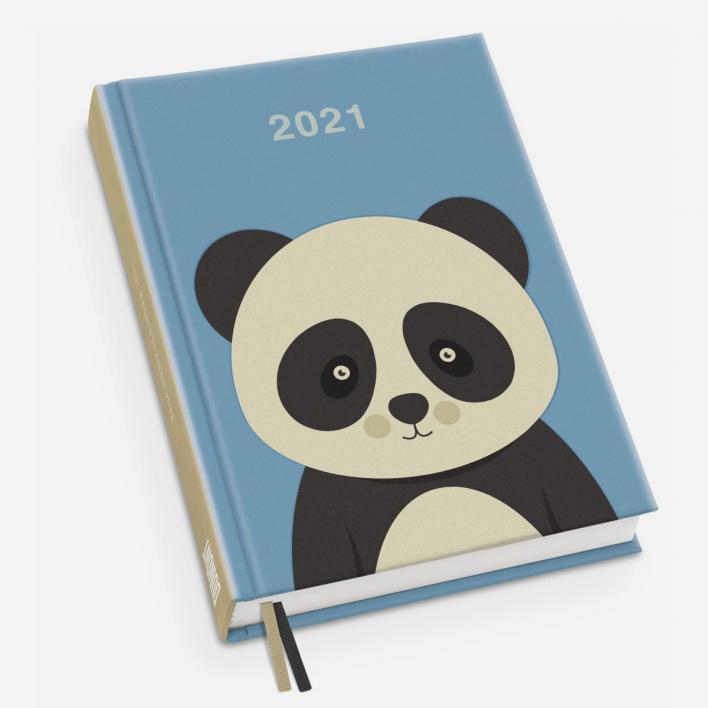 Dumont Verlag Panda Wochenkalender 2021