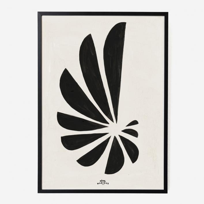 Hôtel Magique Shell Art Print - A1