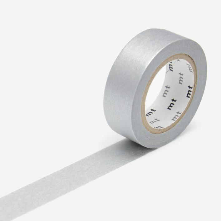 mt Silver Masking Tape