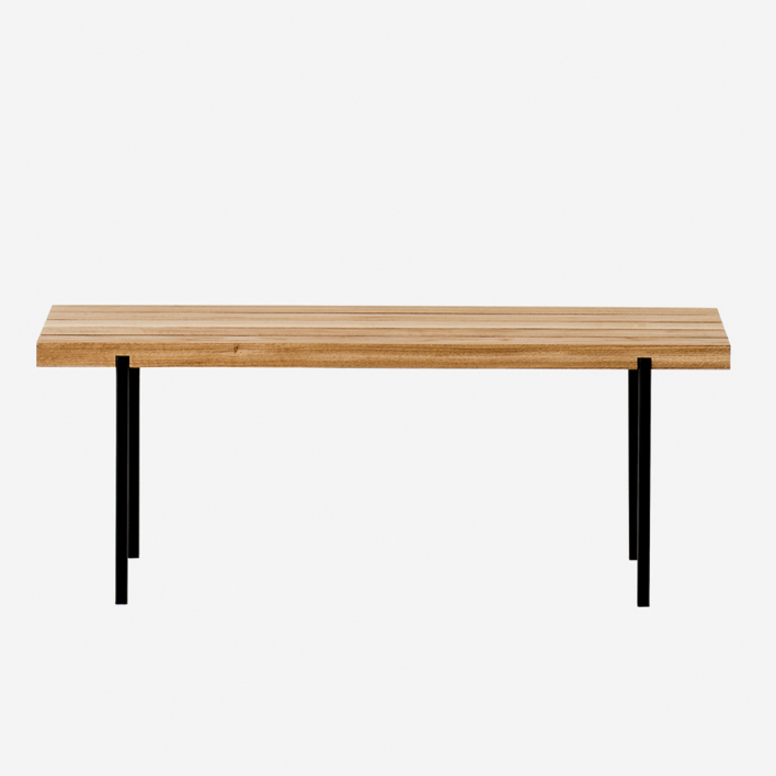 Weld & Co Bench Oak - M