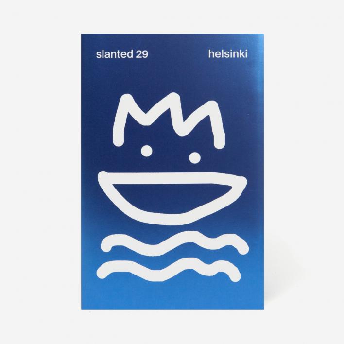 Slanted Slanted Magazin #29 - Helsinki