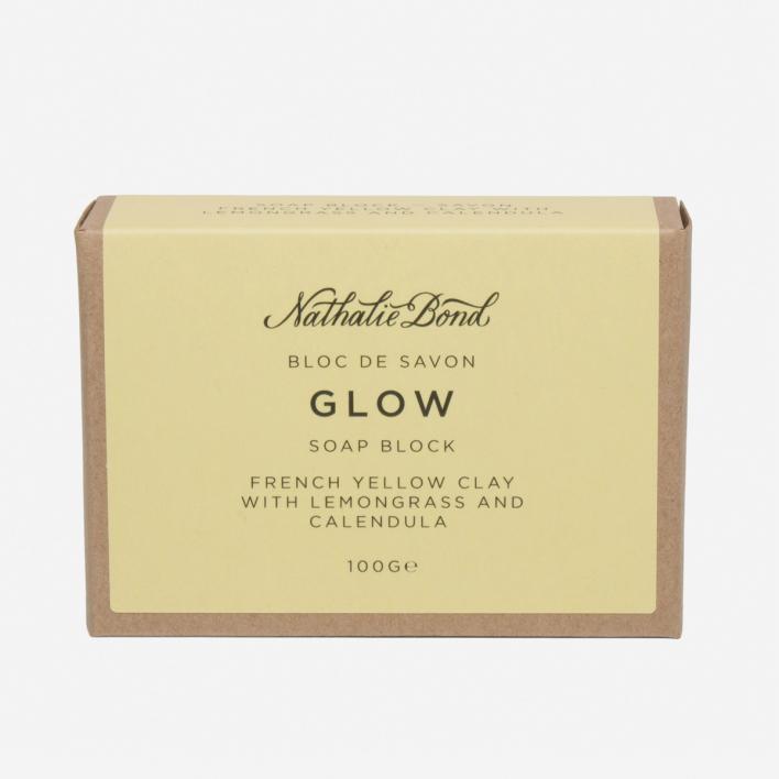 Nathalie Bond Soap Bar Glow