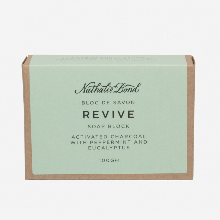 Nathalie Bond Soap Bar Revive