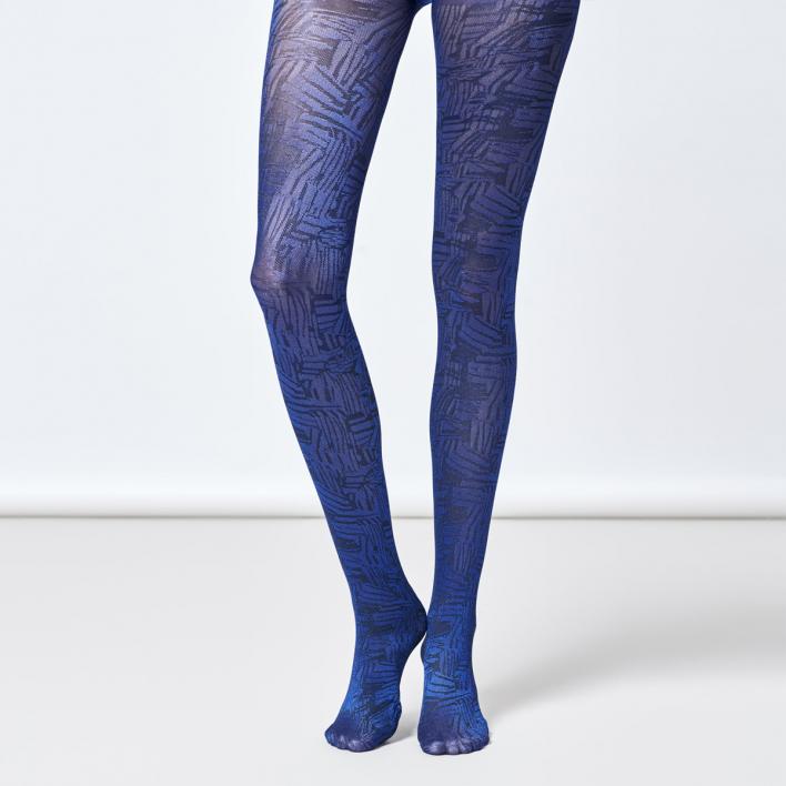 Hysteria Sophie Tights - Strumpfhose Blue