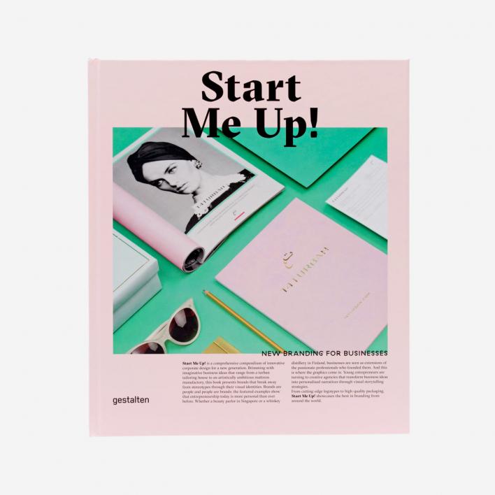 Gestalten Start Me Up! New Branding for Businesses