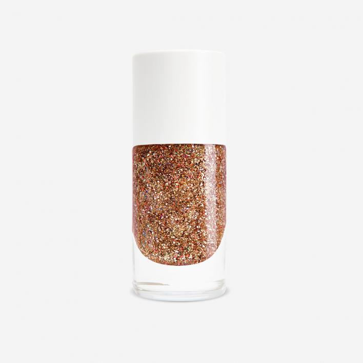 Nailmatic Stella - Copper Glitter Pure Color Nagellack