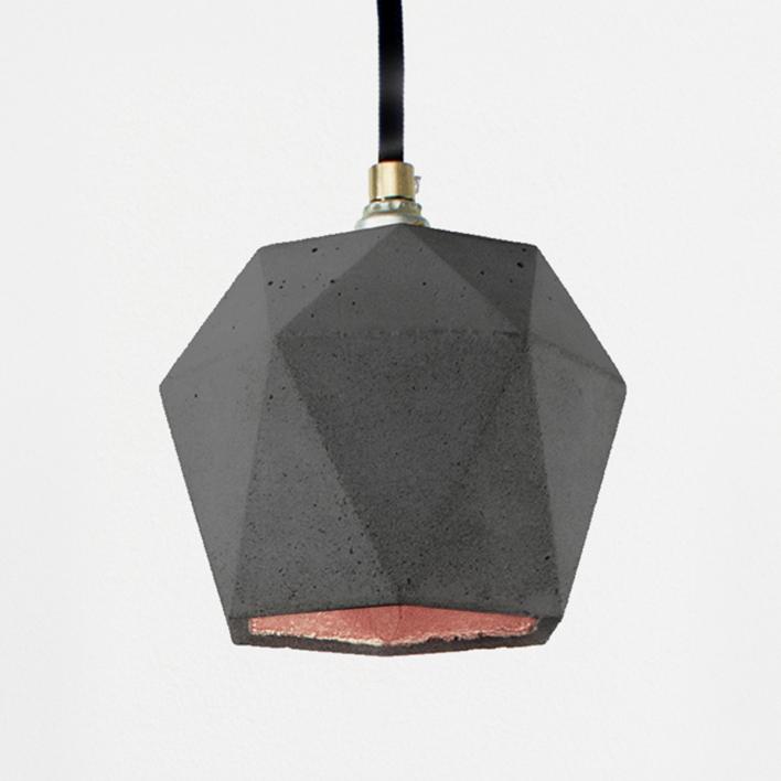 GANTlights [T2] dark - Hängelampe