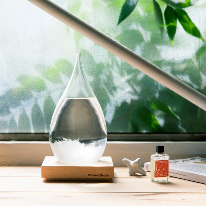 Perrocaliente Tempo Drop - Wetterglas