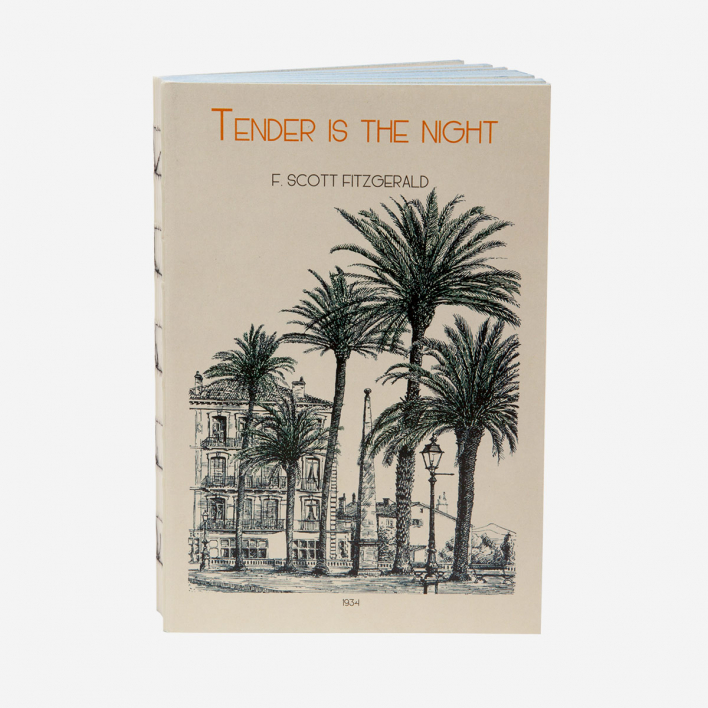 Tender is the Night Notebook                          </a>                    </div>                    <div class=