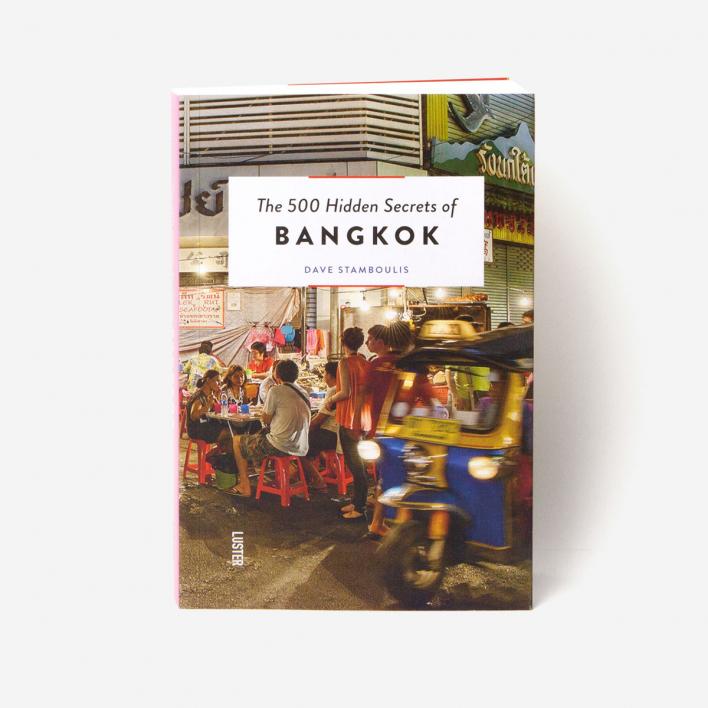 Luster Publishing The 500 Hidden Secrets Of Bangkok