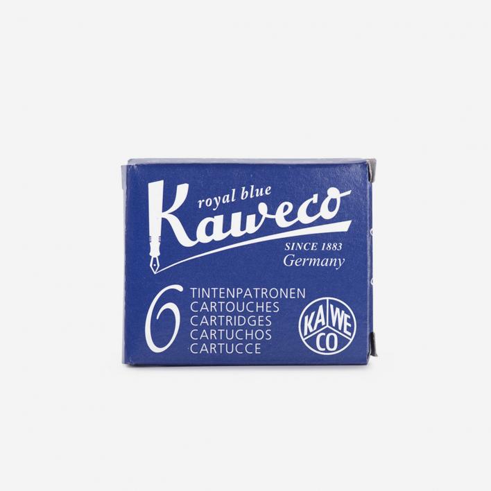 Kaweco Tintenpatronen - Königsblau