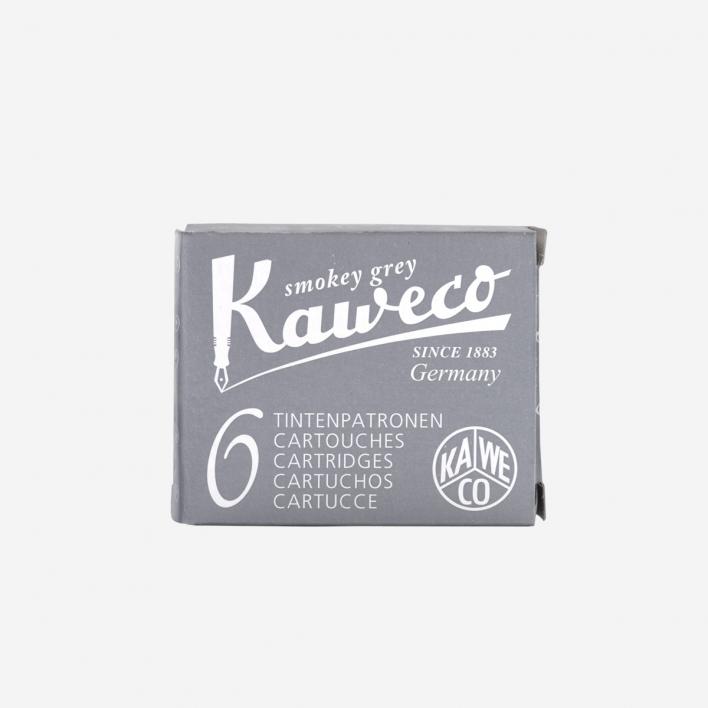 Kaweco Tintenpatronen - Smokey Grey