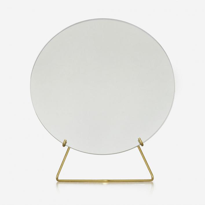 Moebe Tischspiegel Brass - Large
