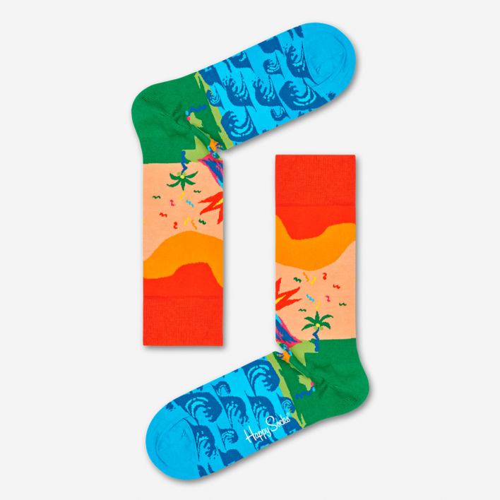 Happy Socks Tropical Island Socks 36-40 36-40